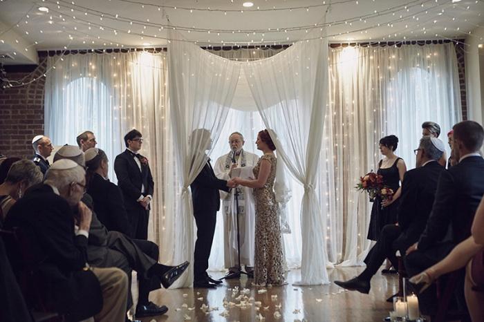 Deity Events Brooklyn Wedding Venue Chuppah