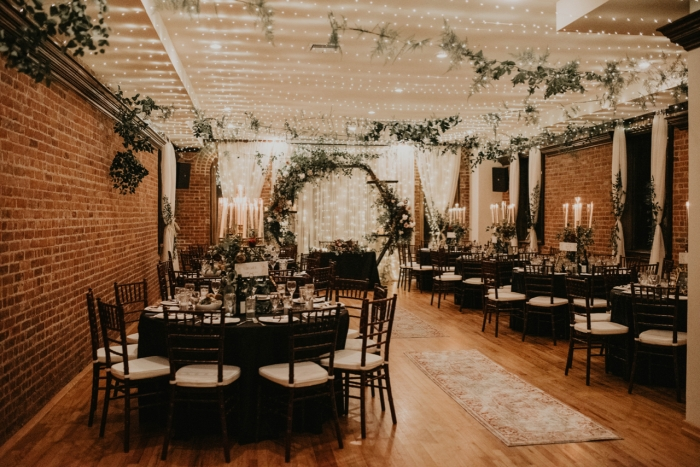 Deity NYC Wedding Venue