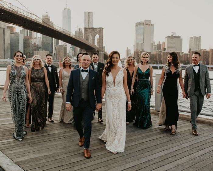 Deity NYC Wedding